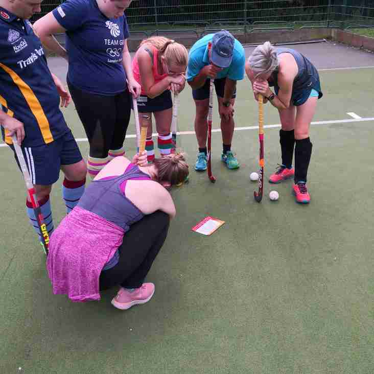 Introduction to Coaching course a great success