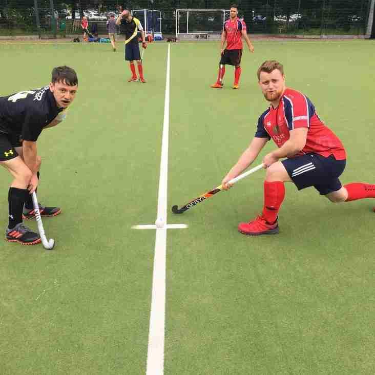 Sutton Men's 1XI vs Bishop Vesey's Grammar School 1XI