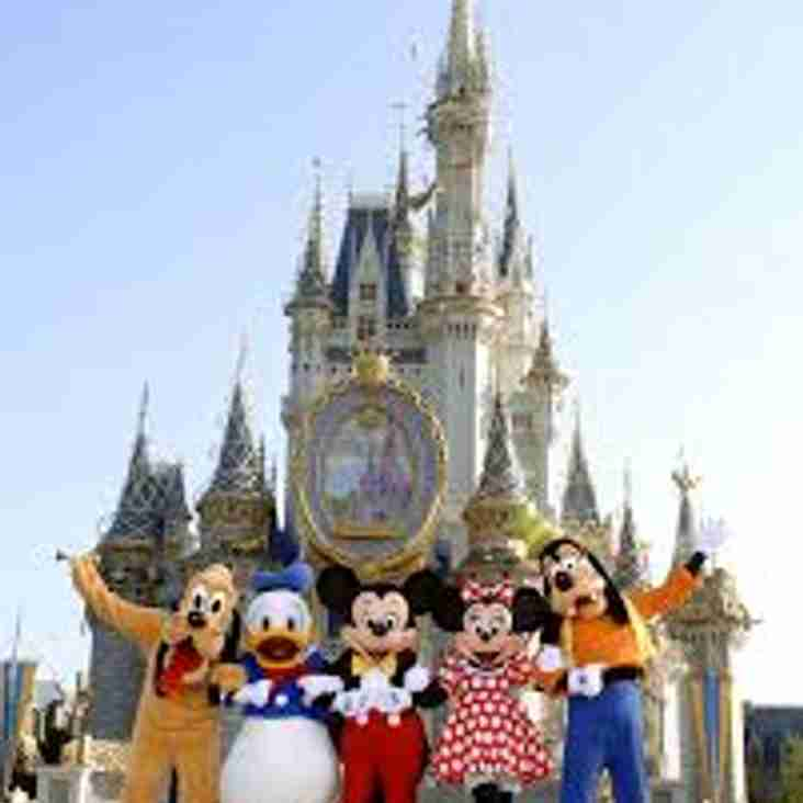 The Magic of Disney comes to the Club on Sat 6th July!