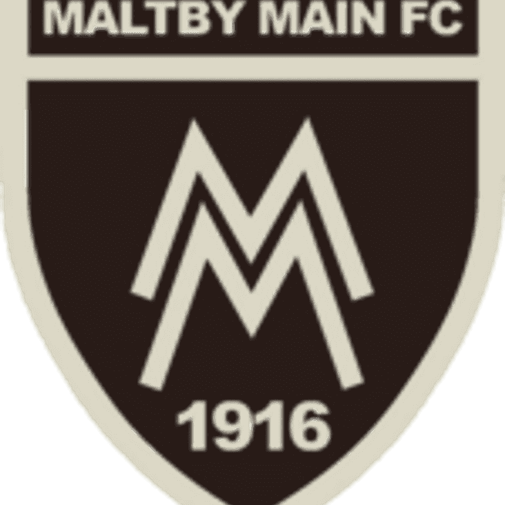 First Team vs Maltby Main (H) - Saturday 23rd February