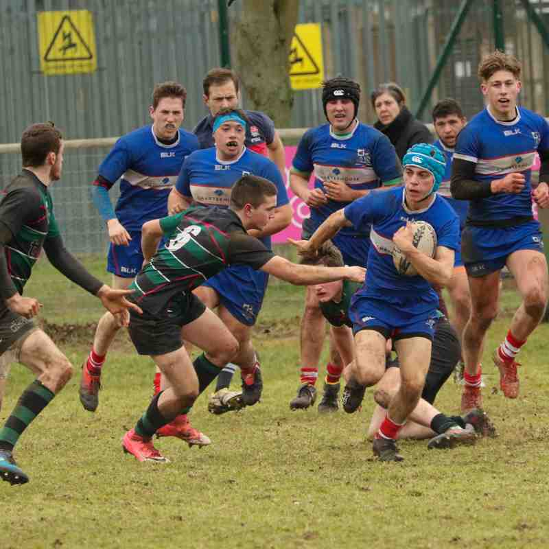 Bishops Stortford Colts B vs Chess Valley March 2018