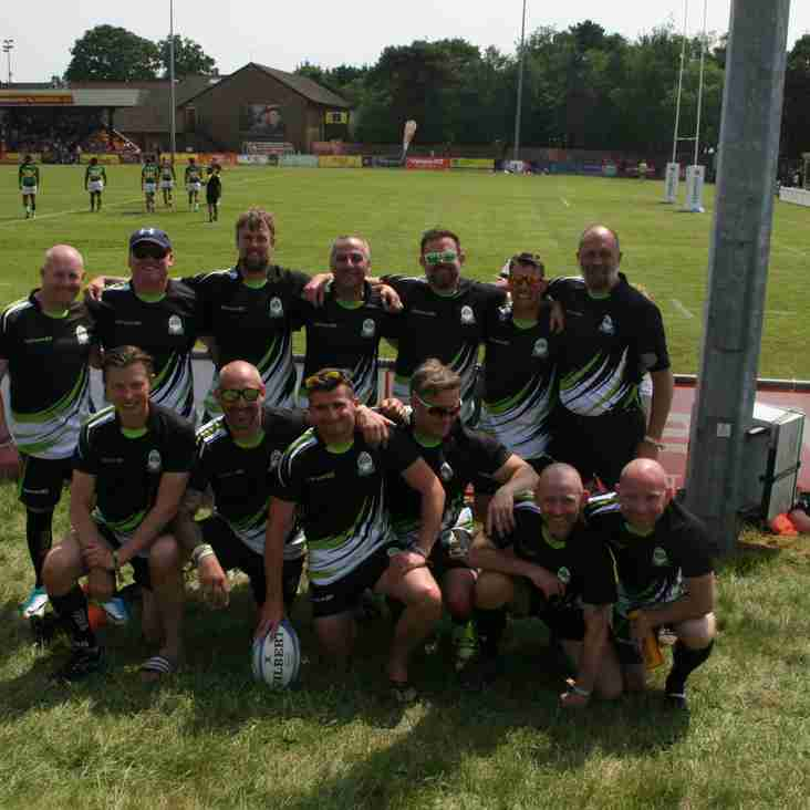 #OOBSRUGBY -Bournemouth 7s festival 2018