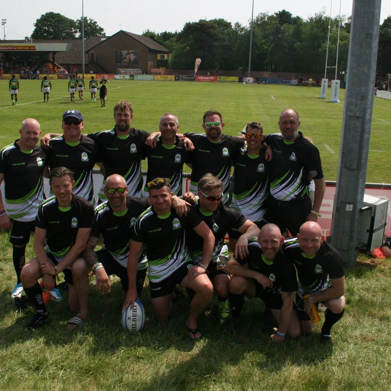 #OOBSRUGBY - BOURNEMOUTH 7S FESTIVAL 2018