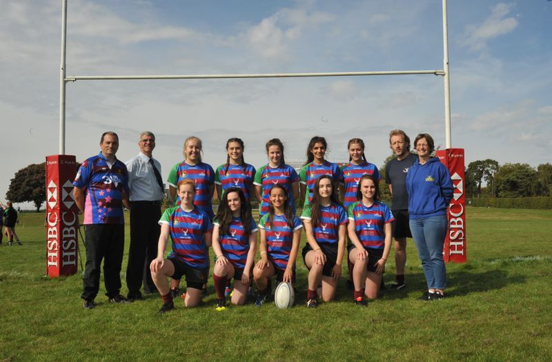 Under 18 Girls - Chesham Rugby Club