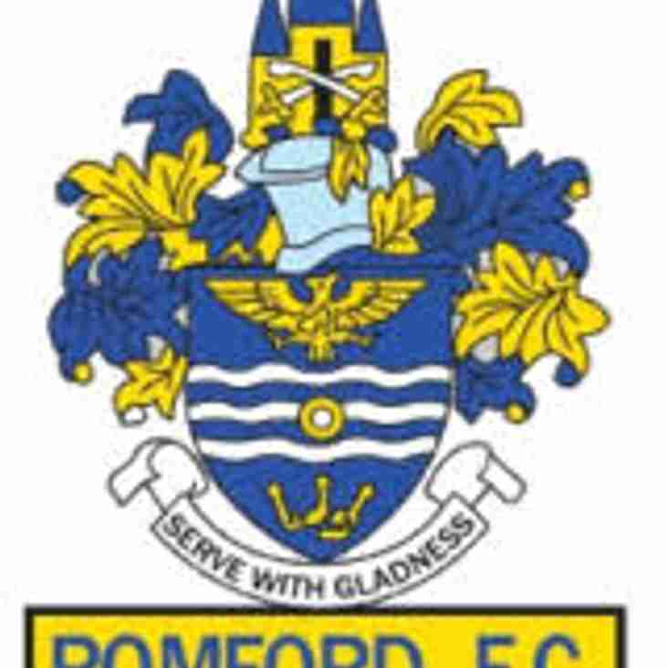 Romford announce new investment...