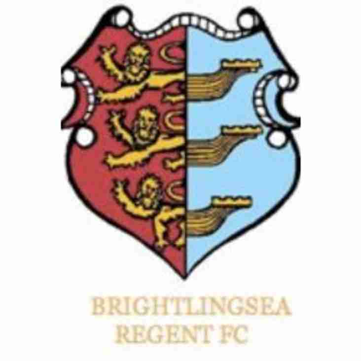 Regent bring in Witham's Thompson