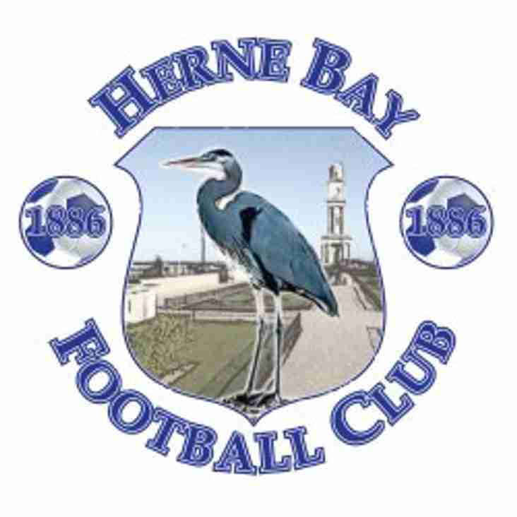 BetVictor Isthmian League- supporters predictions 2019/20: Herne Bay