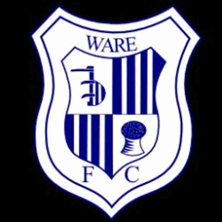 BetVictor Isthmian League- supporters predictions 2019/20: Ware