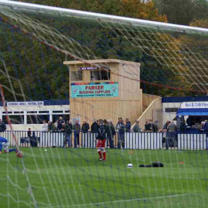 Flashback! Tonbridge Angels v Hendon, August 2017