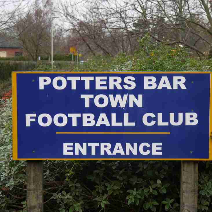 BetVictor Isthmian League- supporters predictions 2019/20: Potters Bar Town