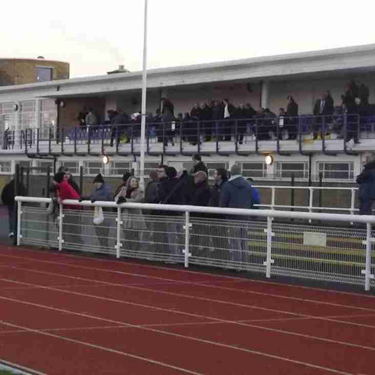 Walking Football at Donkey Lane