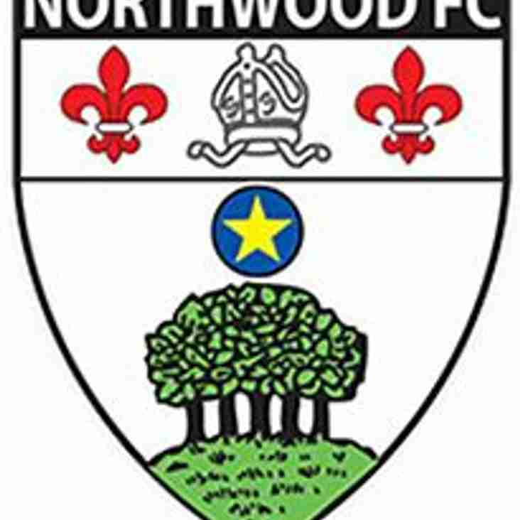 Northwood to be sponsored by...Northwood