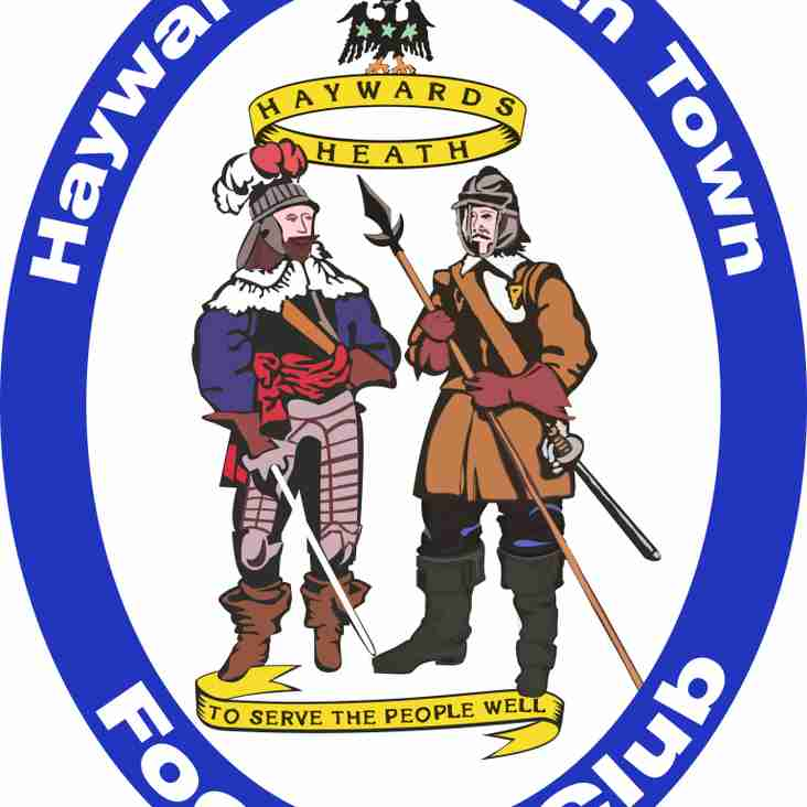 BetVictor Isthmian League- supporters predictions 2019/20: Haywards Heath Town