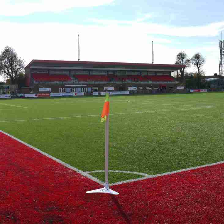 Worthing sign new stadium naming deal