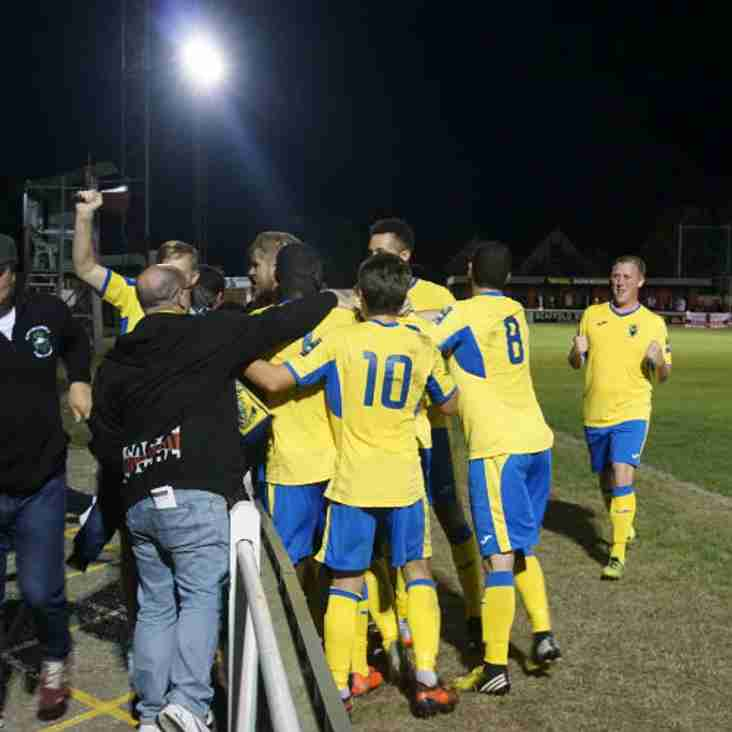Bostik Blog: Borough look to silence the naysayers!