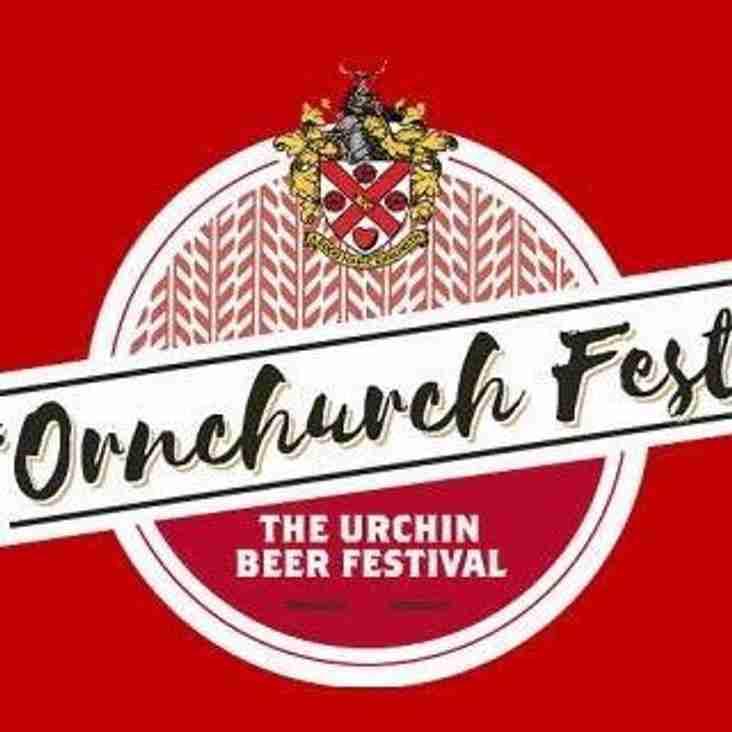 It's 'Ornchurch Fest!