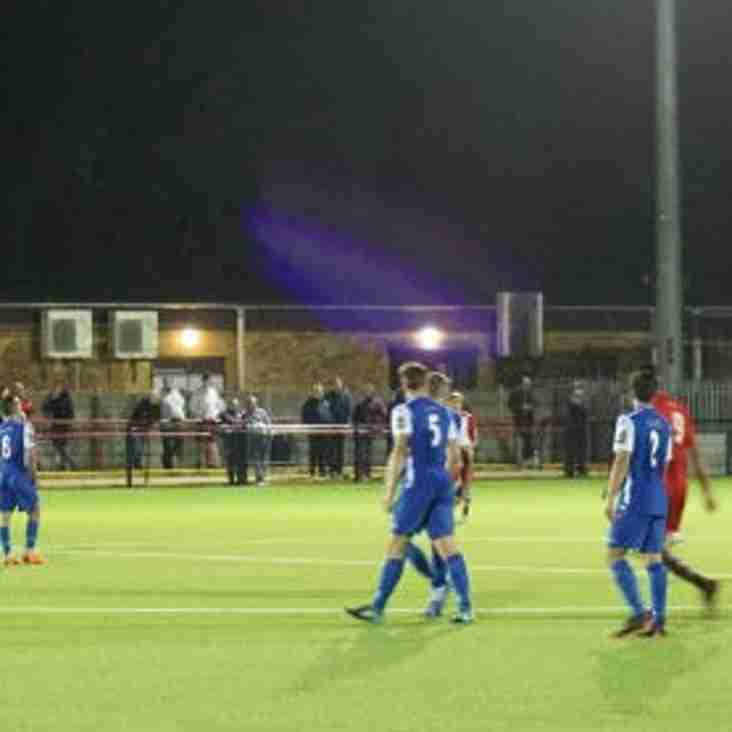 Bostik Blog: 'There ain't no party like a new pitch party...'