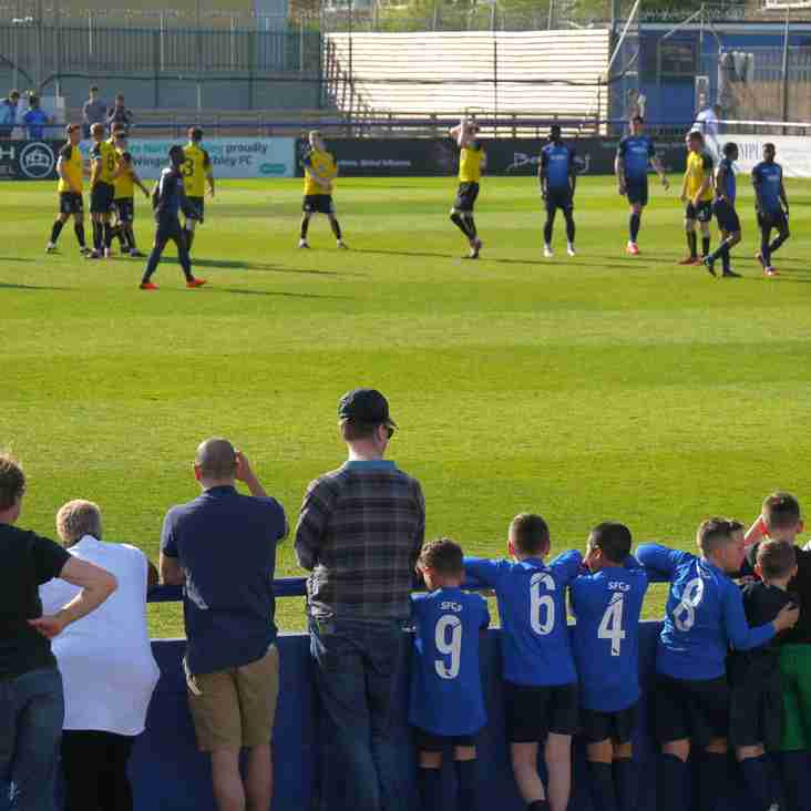 Bostik Matchday: Wingate get the blues