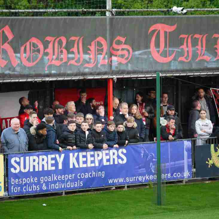 Robins move on up- whilst Borough and the Urchins cancel each other out