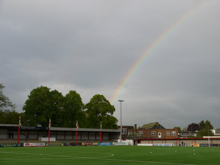 Looking for a pot of gold...