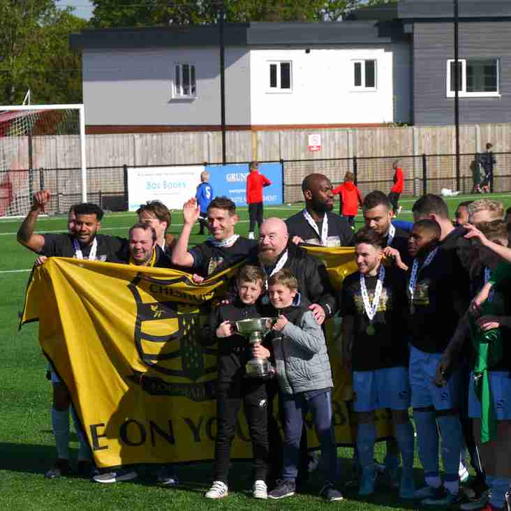 Cheshunt bring back a promotion-winner