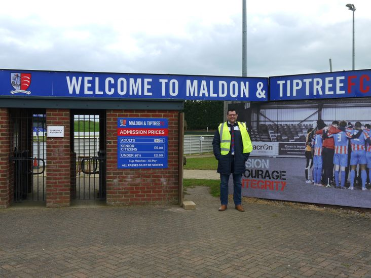 Welcome to Maldon