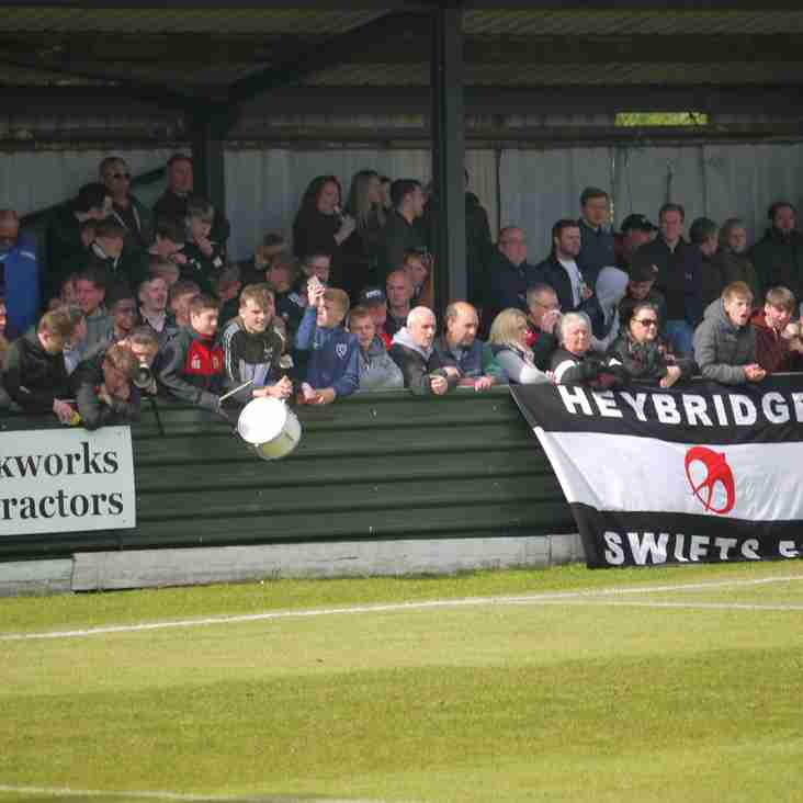 Swifts bring in Billericay midfielder