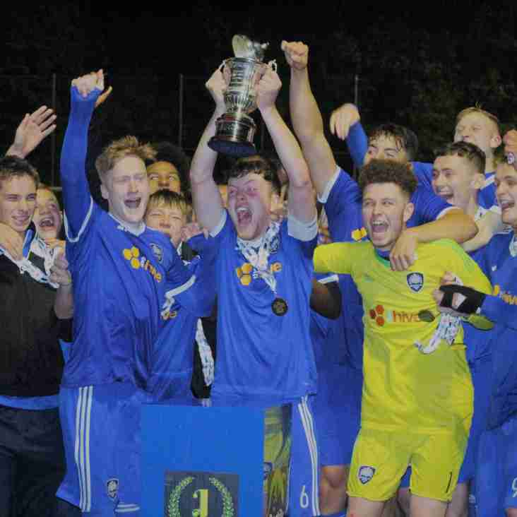 Police and Terrors pick up silverware