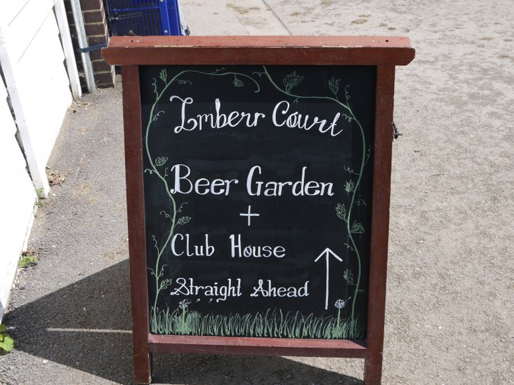 For those only here for the beer!