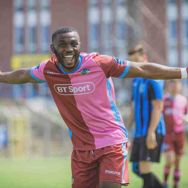 Hastings sign Millers striker