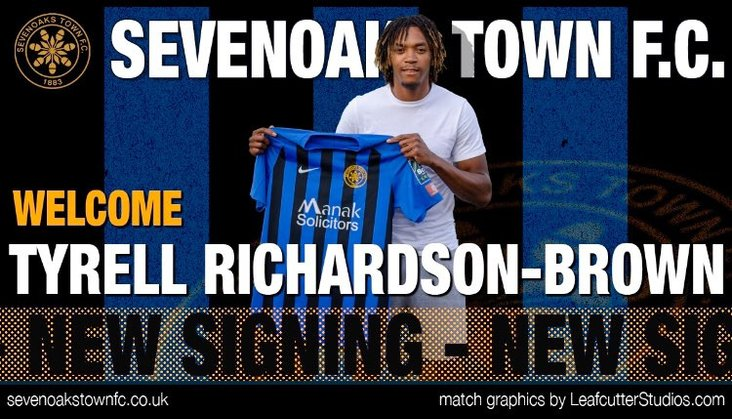 Richardson-Brown moves to the Oaks