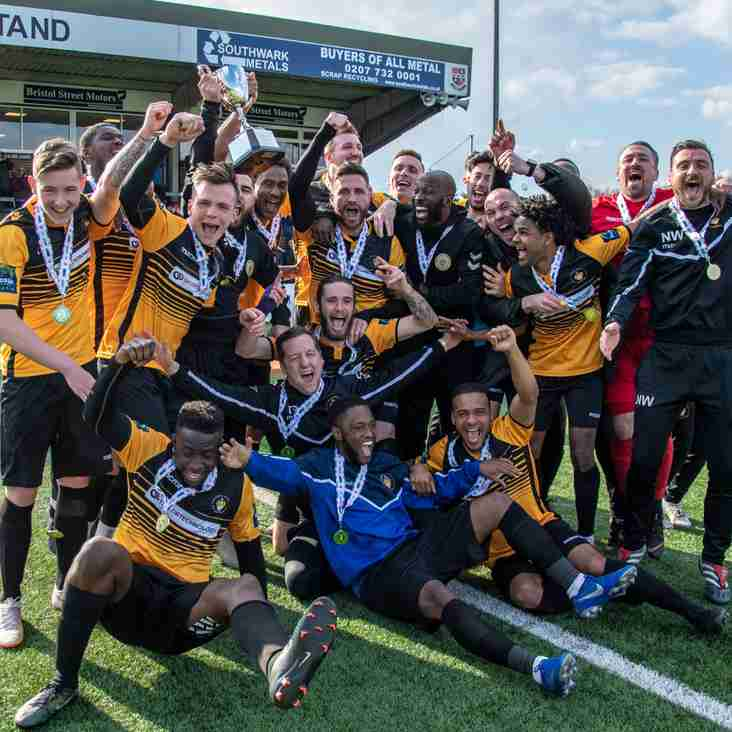 BetVictor Isthmian League- supporters predictions 2019/20: Cray Wanderers