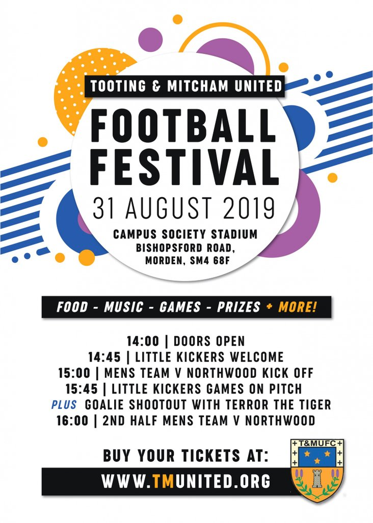 Tooting Festival of Football