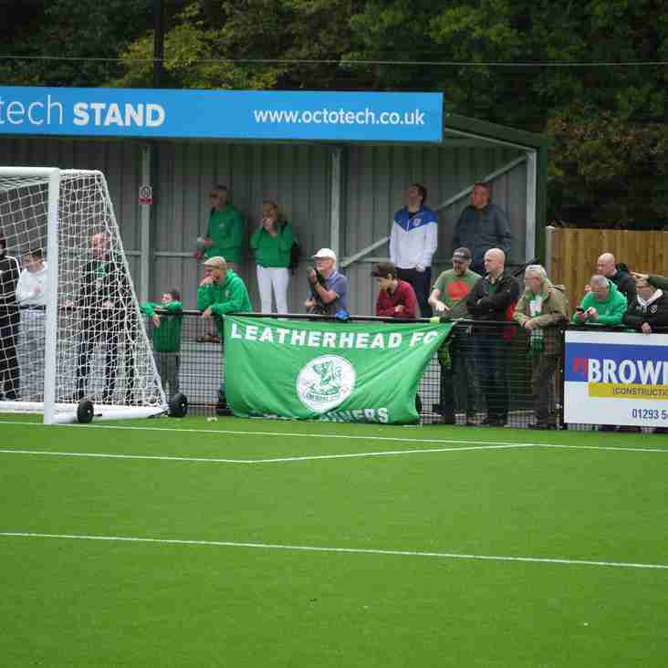 Olutade returns again to Fetcham Grove