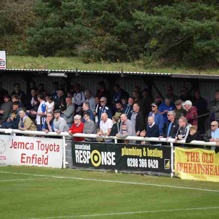 Best moments of the Twenty-First Century: Enfield Town
