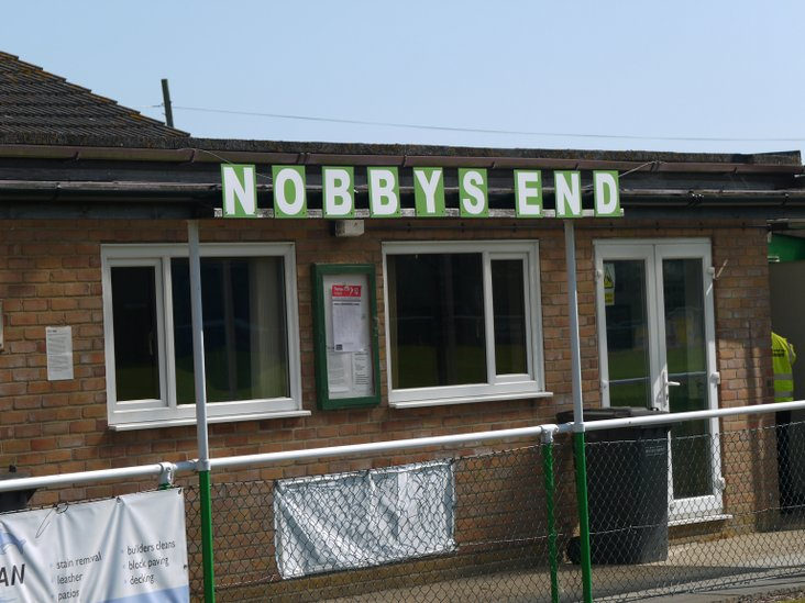Welcome to Nobby's End