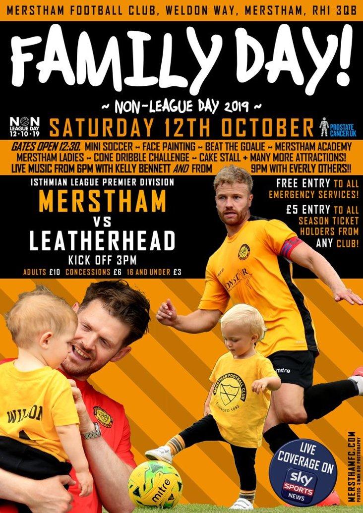 Merstham NLD19 poster