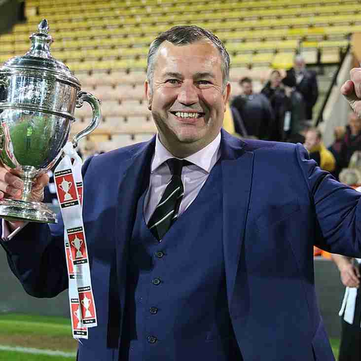 Magpies Chairman steps down