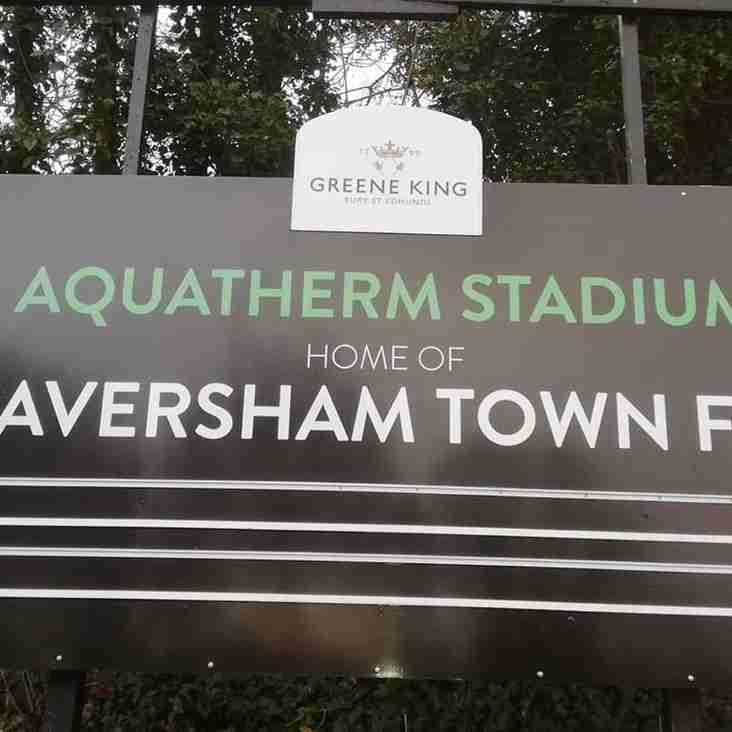 Faversham rename their stadium- and add to their squad