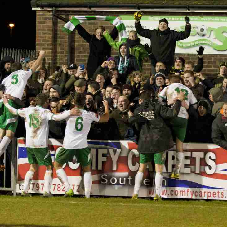 Best moments of the Twenty-First Century: Bognor Regis Town