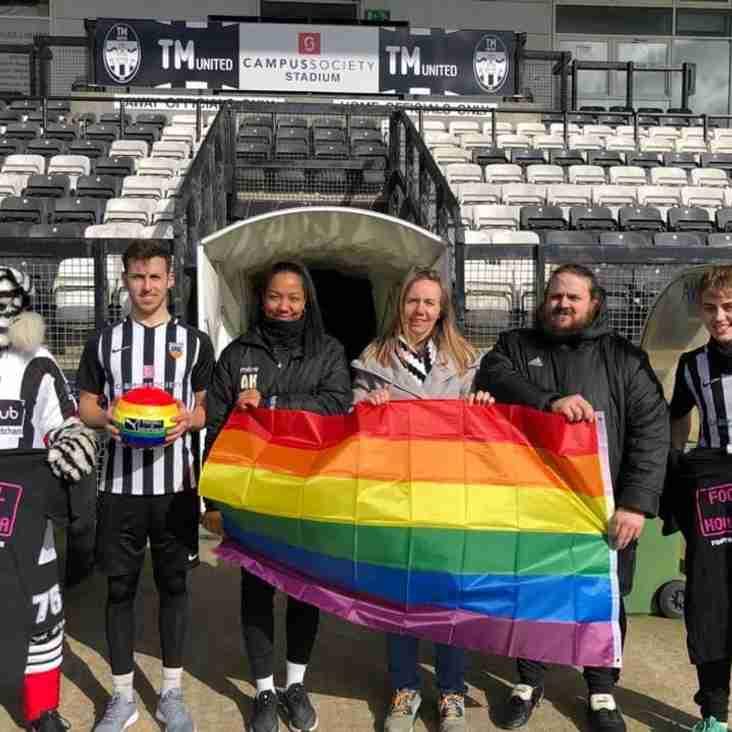 Terrors v Homophobia
