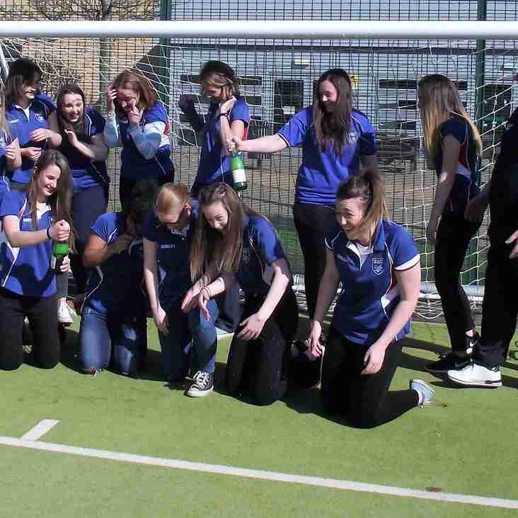Ladies 2nd Team - Division 5 South League winners