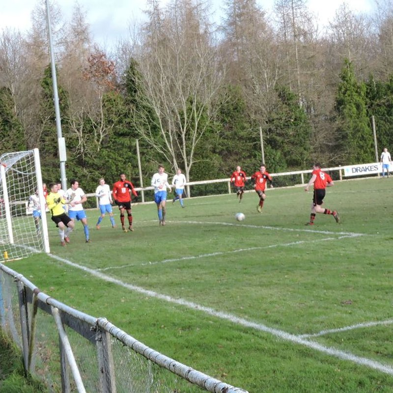 AFC Uckfield Town vs Newhaven 26th Dec 2017