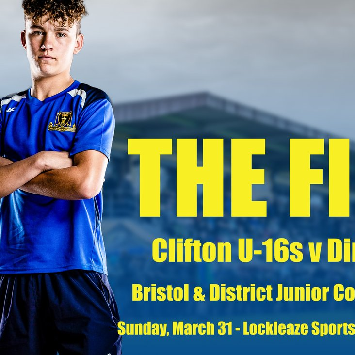 Dings Under-16s In The Final<