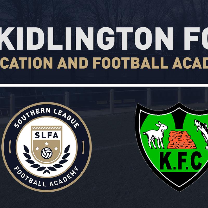 Kidlington Football Academy