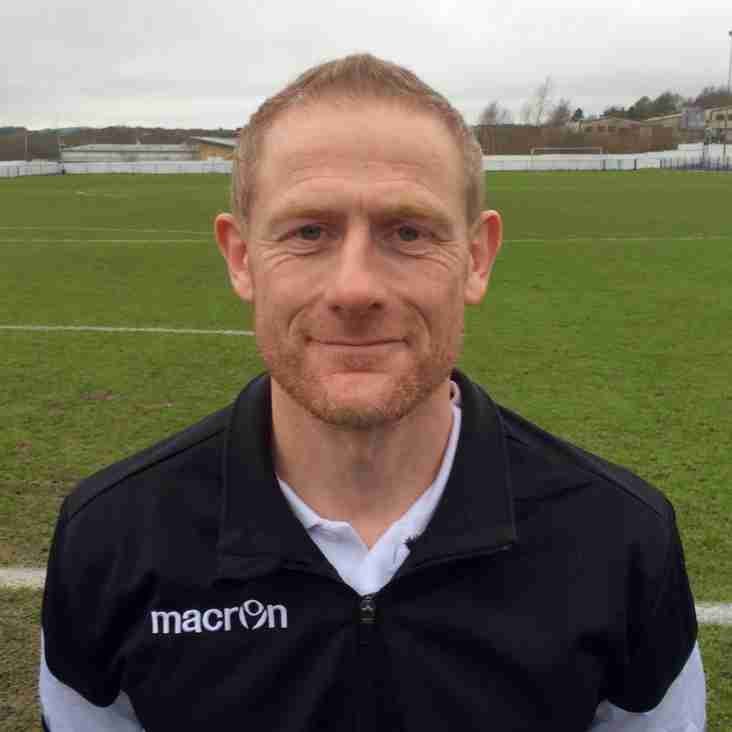 Ashforth appoints Nicholson as his number two