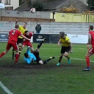 Ossett Town maintain unbeaten run against Colne FC