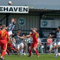 Pictures from Monday's A259 derby game