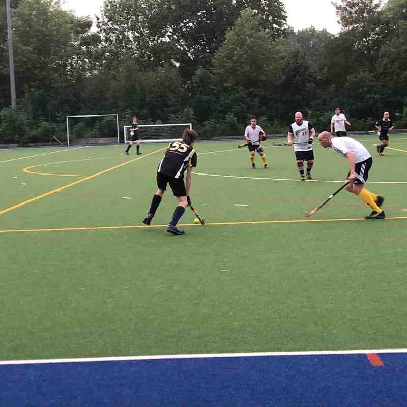 Summer Hockey XI vs Warrington XI