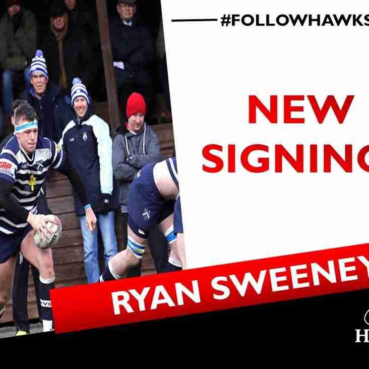 Hawks welcome Ryan